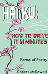 Haiku How to It Write in Minutes E-Book Cover
