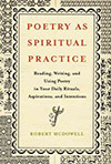 Poetry As Spiritual Practice Book Cover